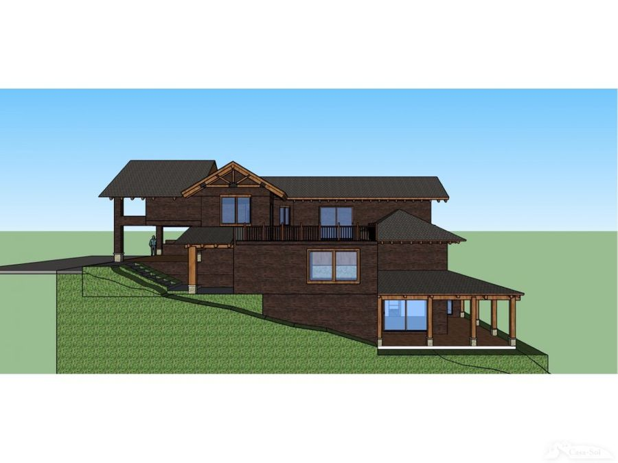 casa en venta en la foresta caes d