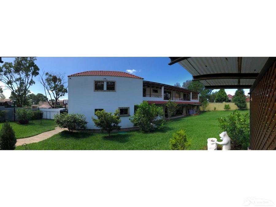 casa en venta en casa y campo d