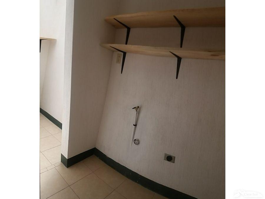 apartamento en renta lo de valdez