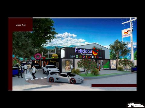 kioskos en venta plaza la felicidad