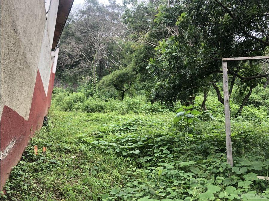 terreno en sector santa ines antigua guatemala d