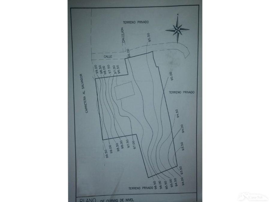 terreno en venta km24 carretera a el salvadorc2