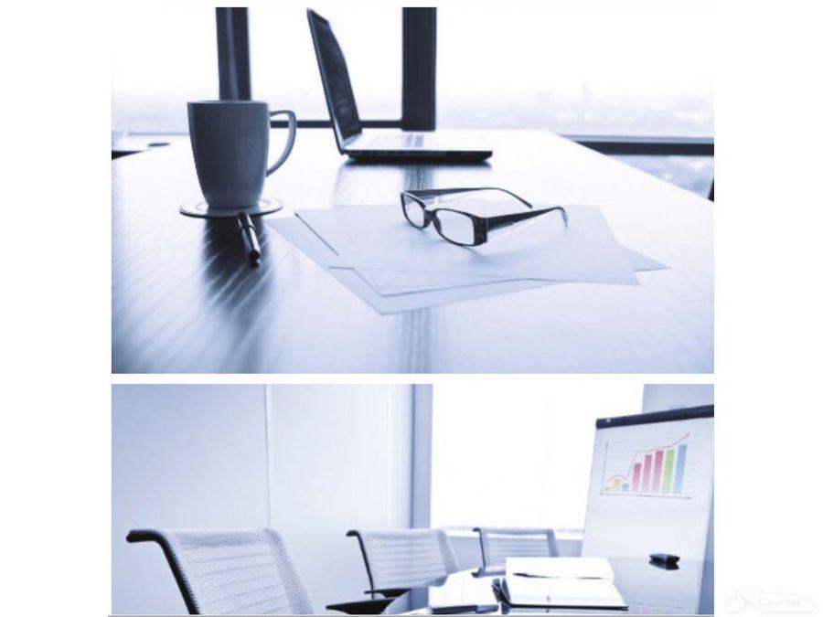oficinas en renta edif insigne zona 15 d