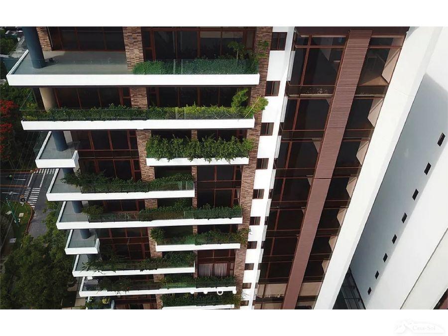 apartamento en venta edificio bosco