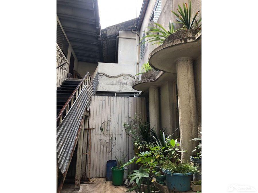 casa en venta en zona 1 ciudad capital c1