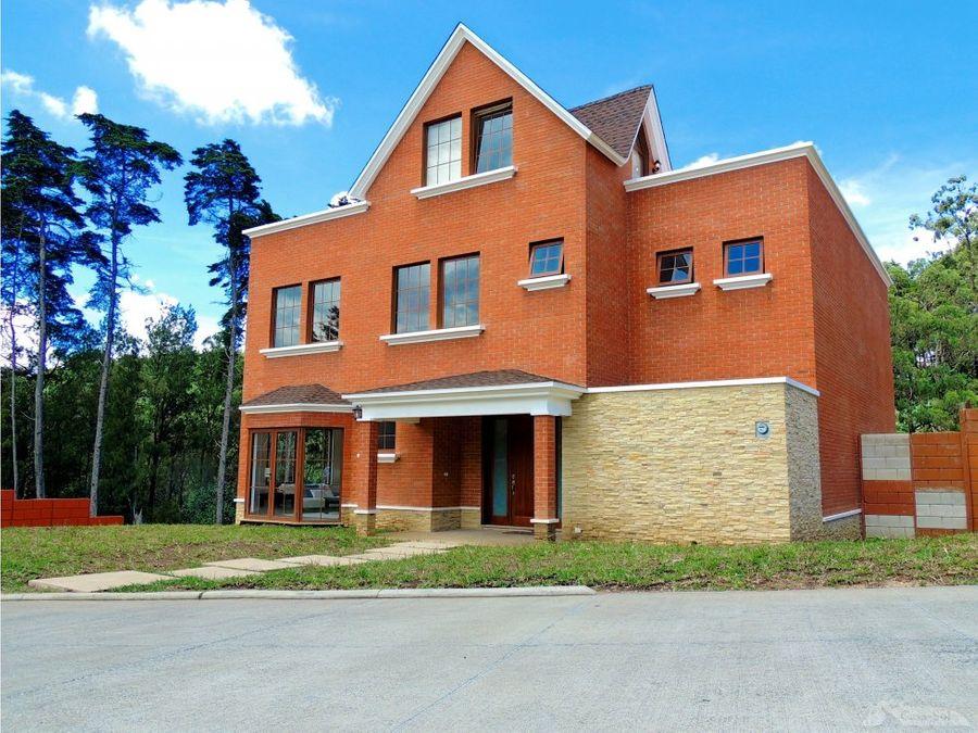 casa en venta condominio puerta grande d