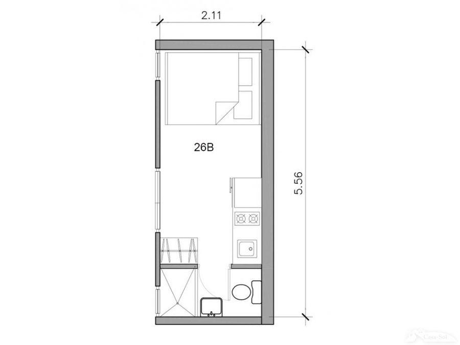 apartamento 26a en renta casa amberes zona 1