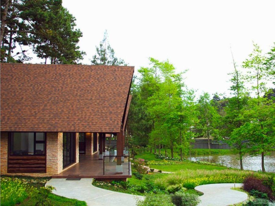 casa en venta en laguna del bosque d