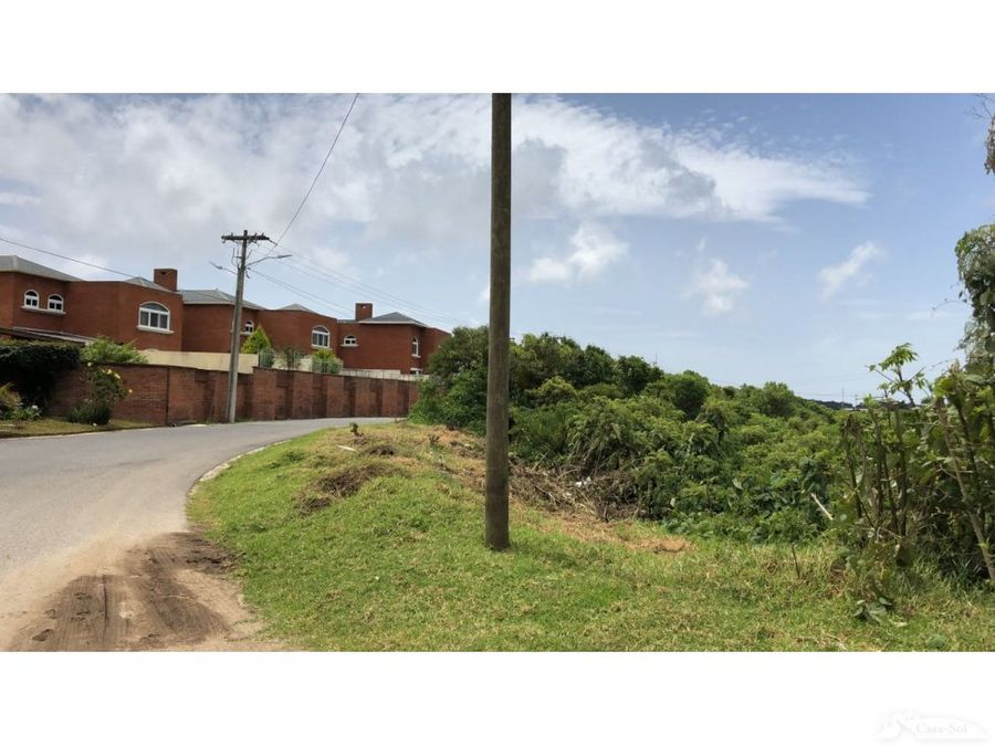 terreno en venta en km 185 caes c1