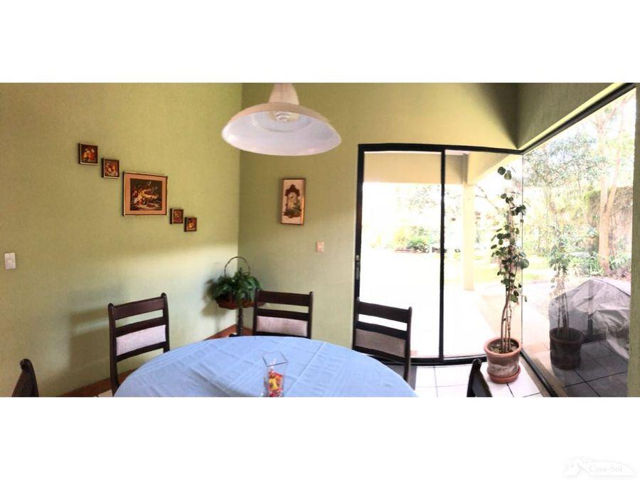 casa en venta en san gaspar zona 16 d