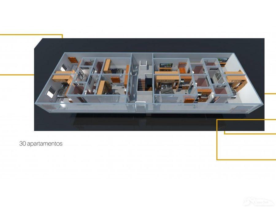 edificio en venta casa monaco zona 7 d