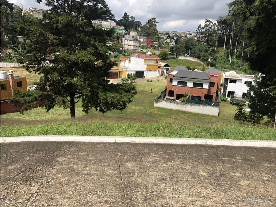 terreno en venta en villas del renacer d