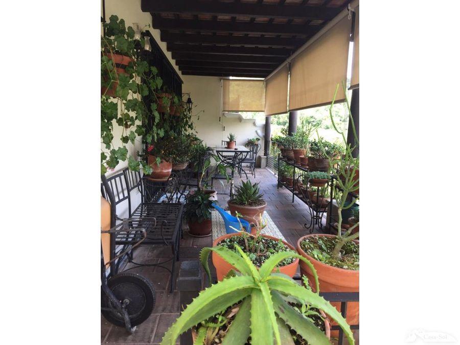 casa estilo colonial praderas de san vicente venta