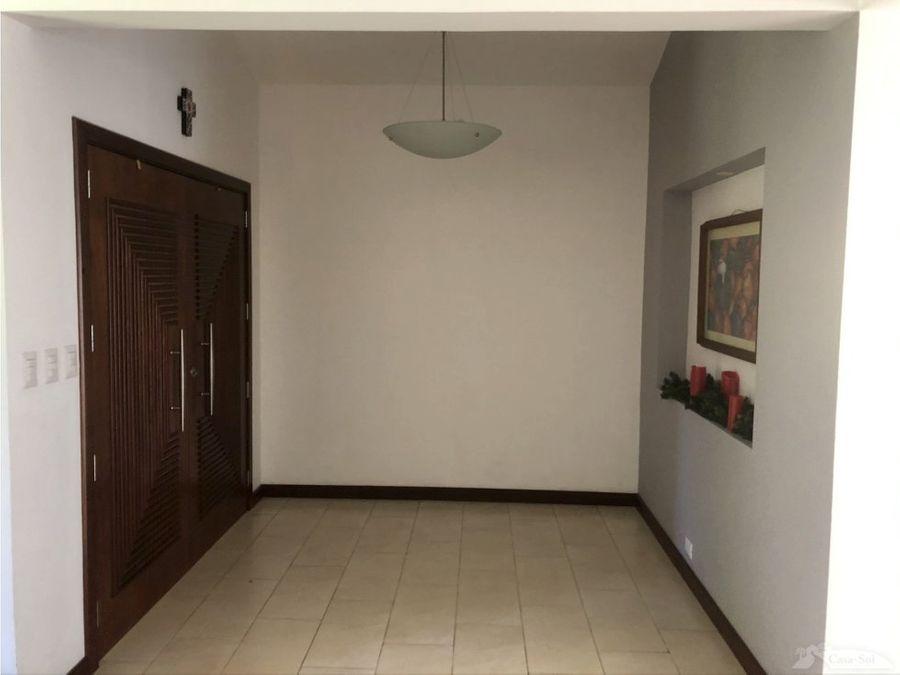 casa en venta en las luces d