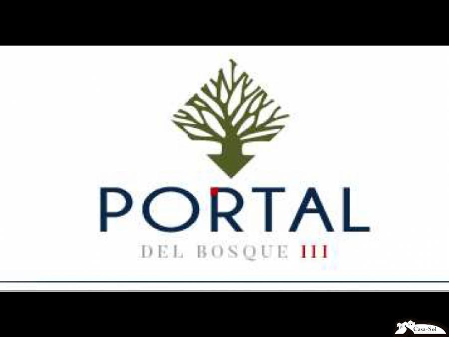 casa en venta portal del bosque iii d