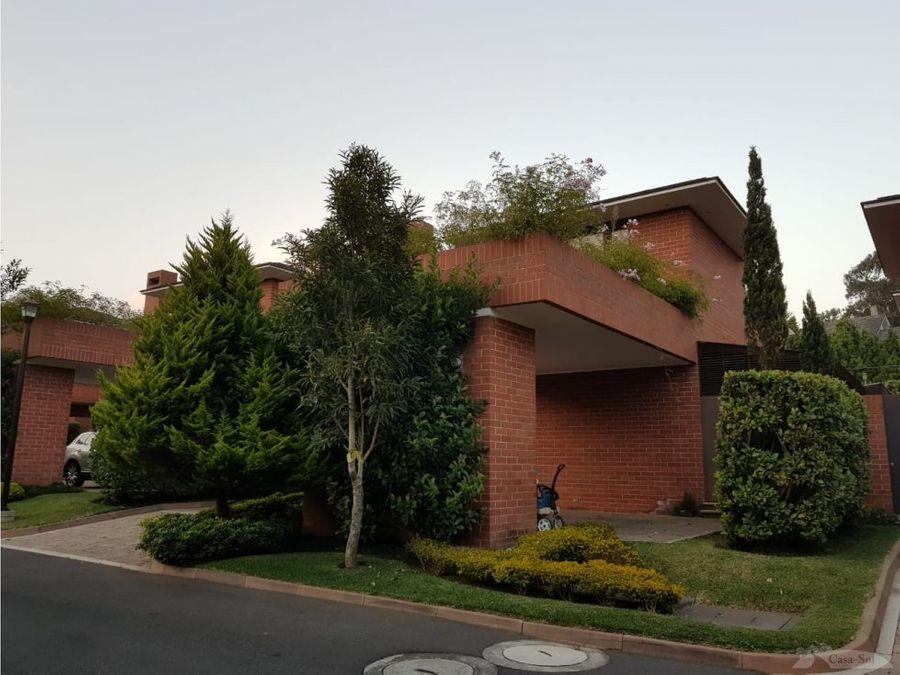 casa en venta km 15 residenciales concepcion d
