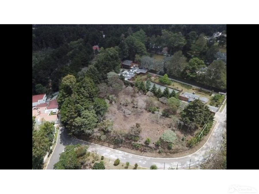terreno en loma point
