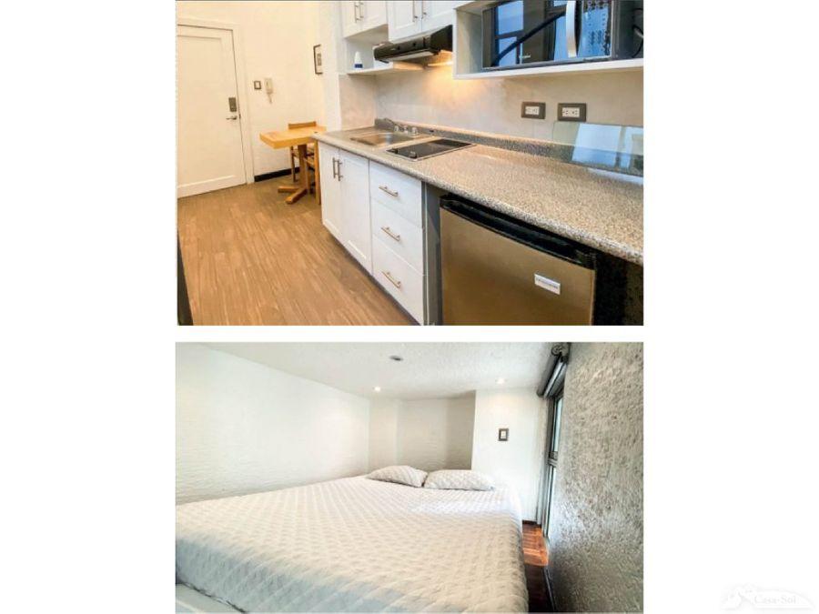 apartamento loft en balencito
