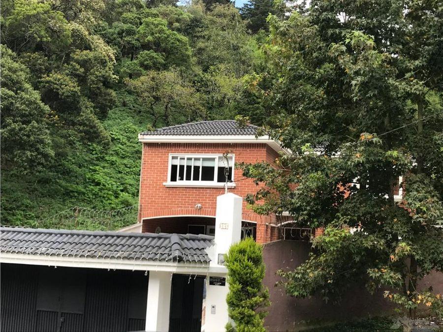casa en venta en la mirage d