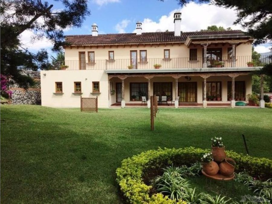 hacienda nueva country club casa 1