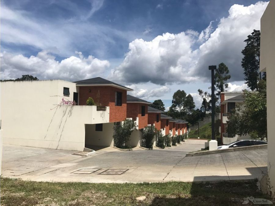 terreno en venta en cond bosque escondidod