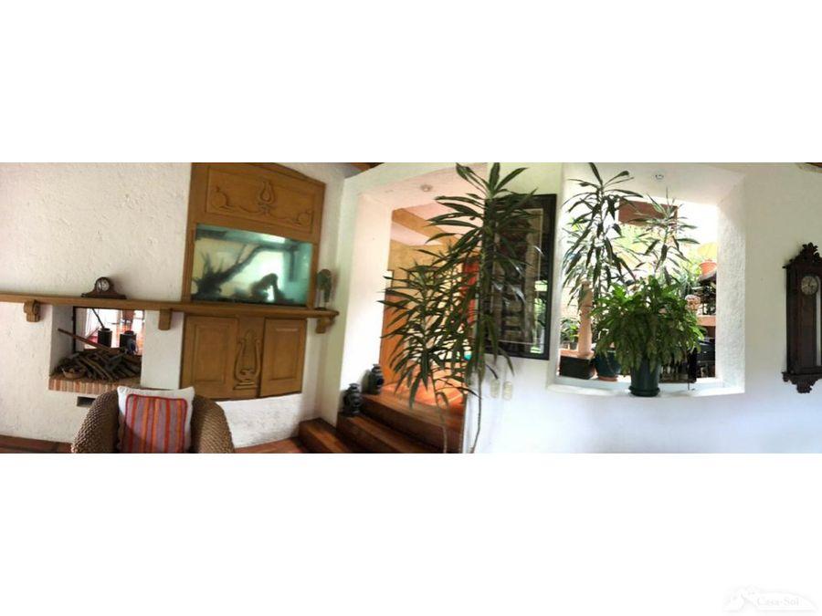 casa en venta en san francisco javier caes d