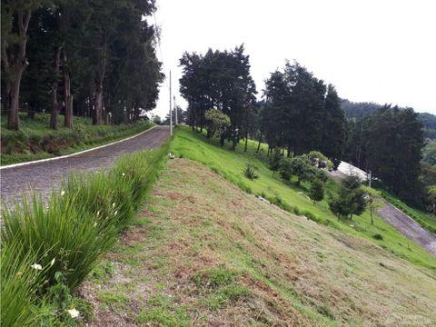 terreno en venta en vistas de la colina d