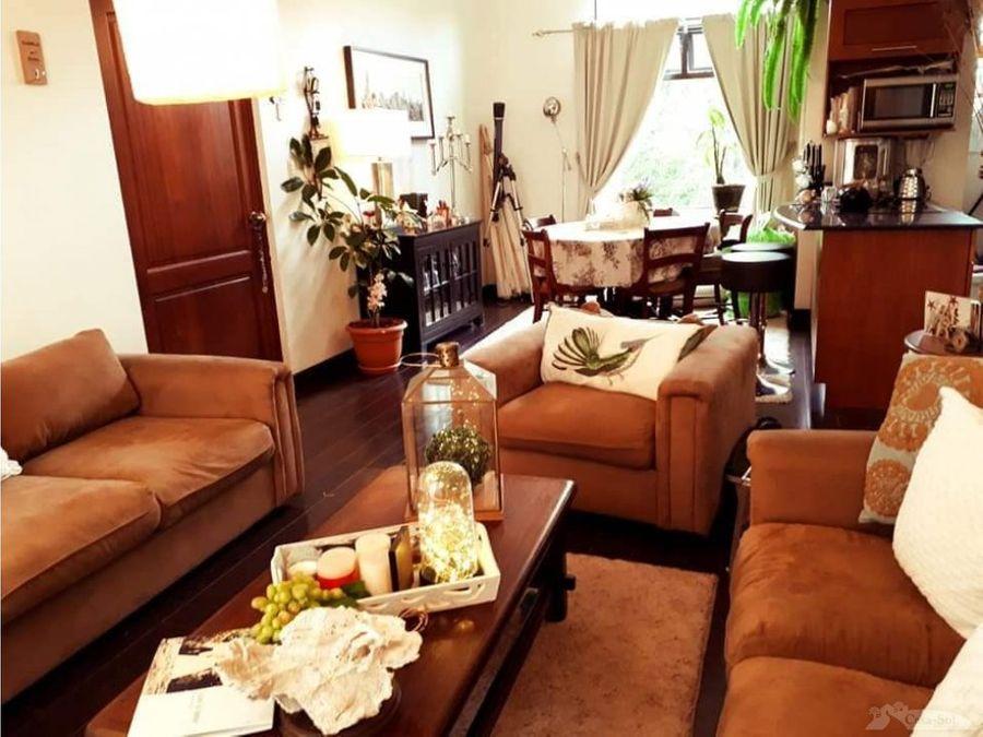 apartamento en venta en villa cafetto caes d