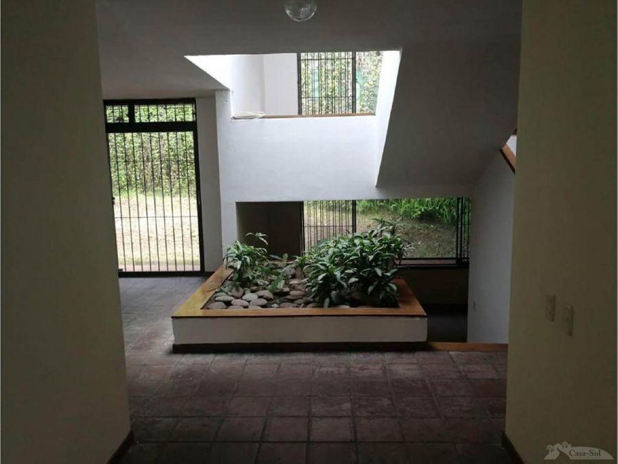 casa en venta paraje solar