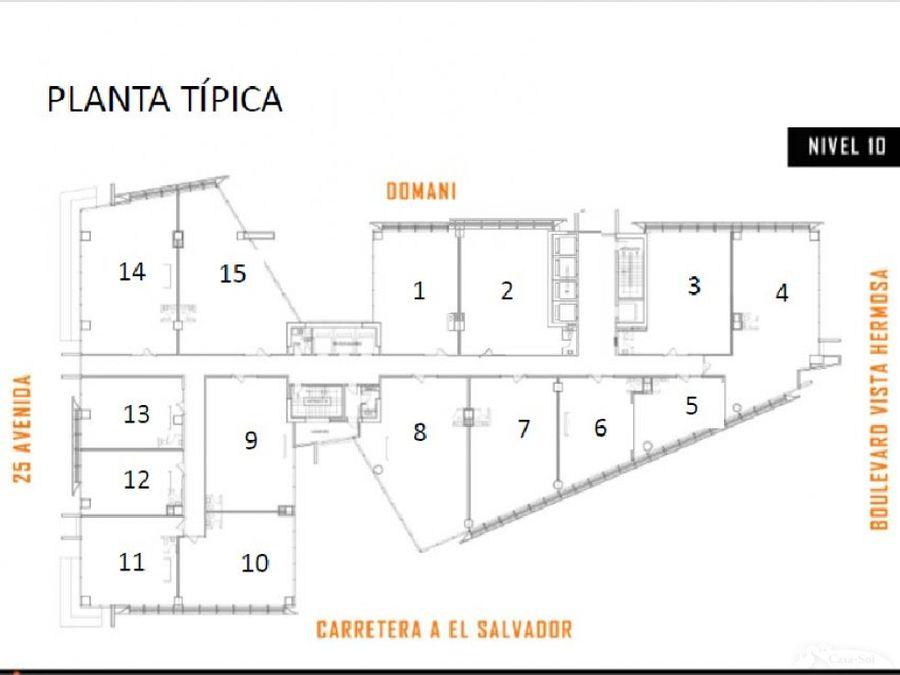 oficinas insigne nivel 15