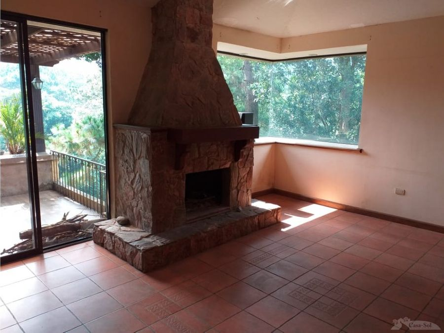 casa en venta en condominio terravista d