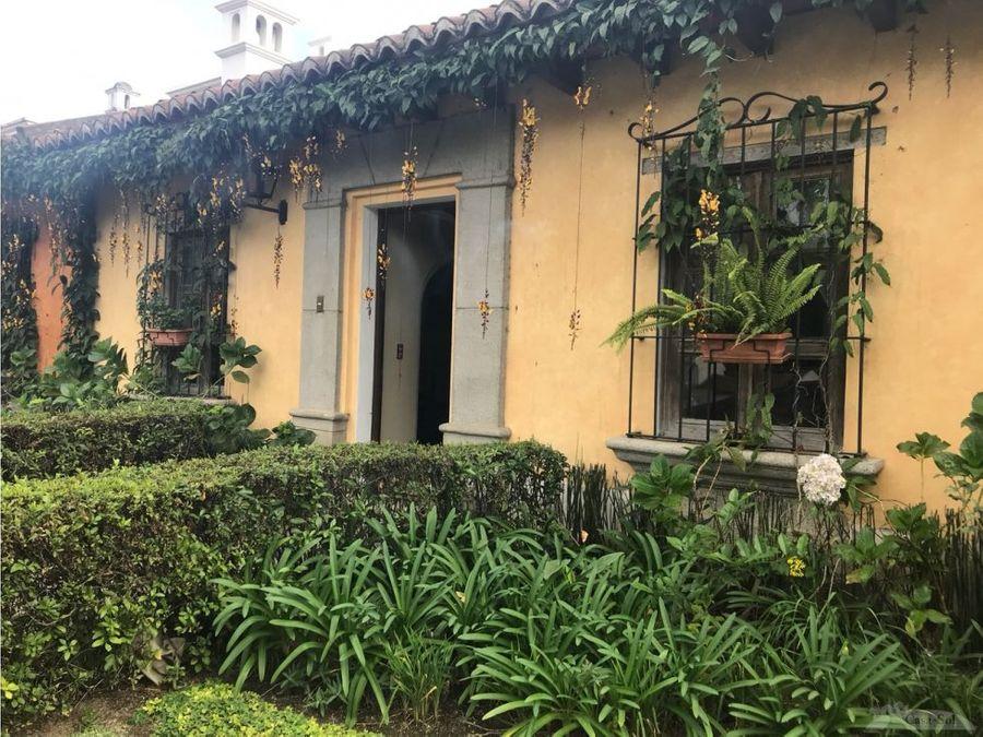 casa en venta en cortijo las floresd
