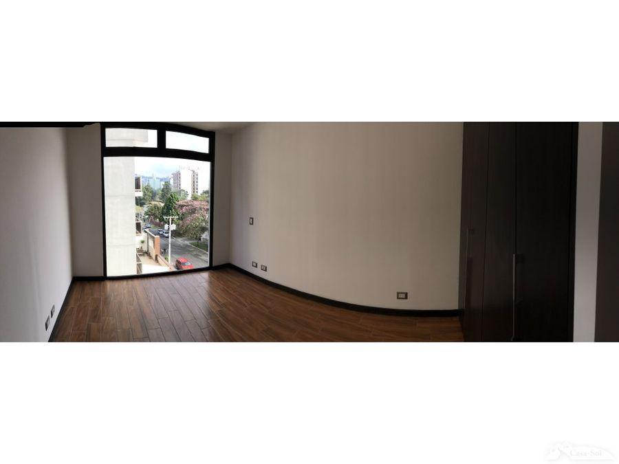 apartamento en venta en edificio el doral d