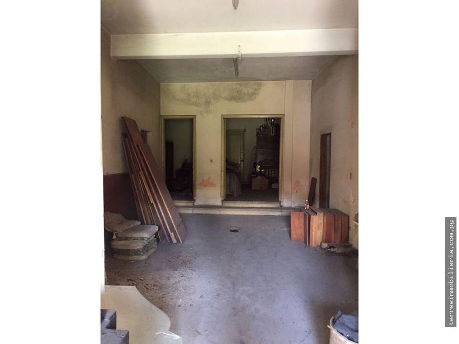 terres vende casa en el centro de asuncion