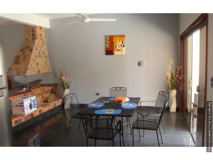 se alquila casa minimalista en fernando zona norte