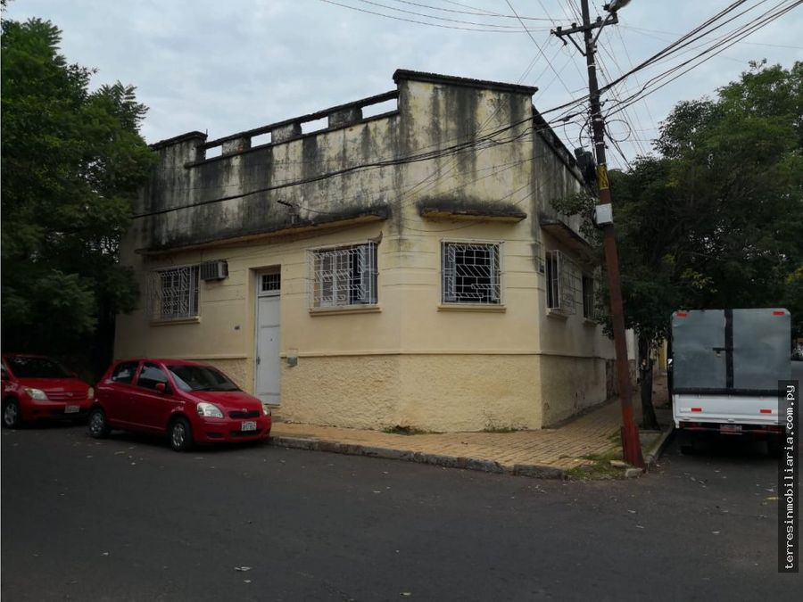 terres vende casa en barrio gral diaz