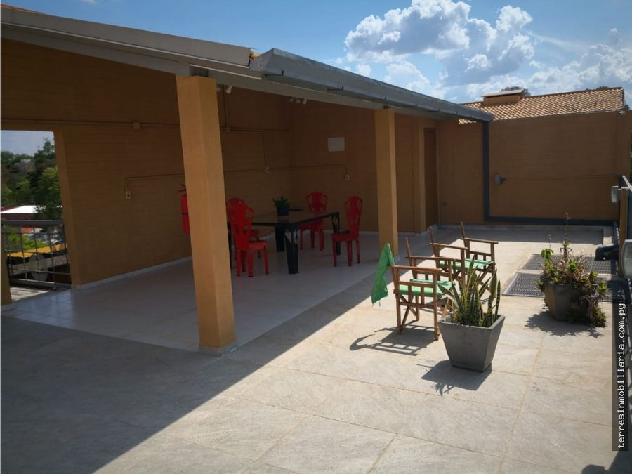 terres alquila impecable dpto zona ips central