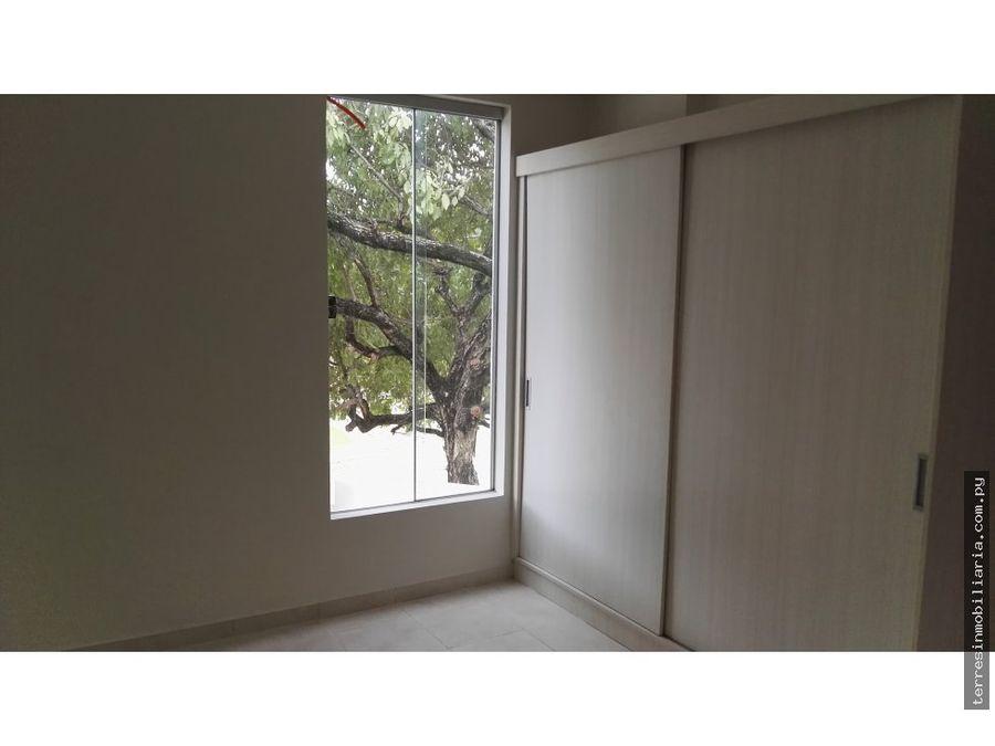 en venta o alquiler duplex moderno en mburcuya