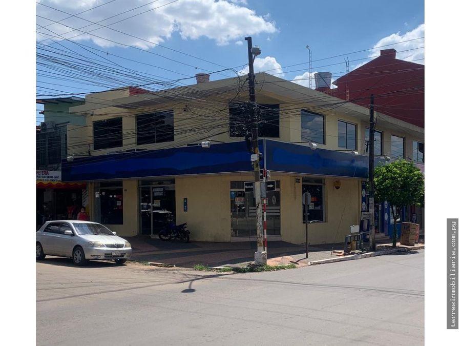 terres alquila local en el centro de luque ex financiera el comercio