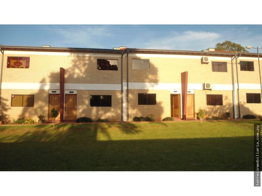 terres alquila duplex de 3 habitaciones en luque