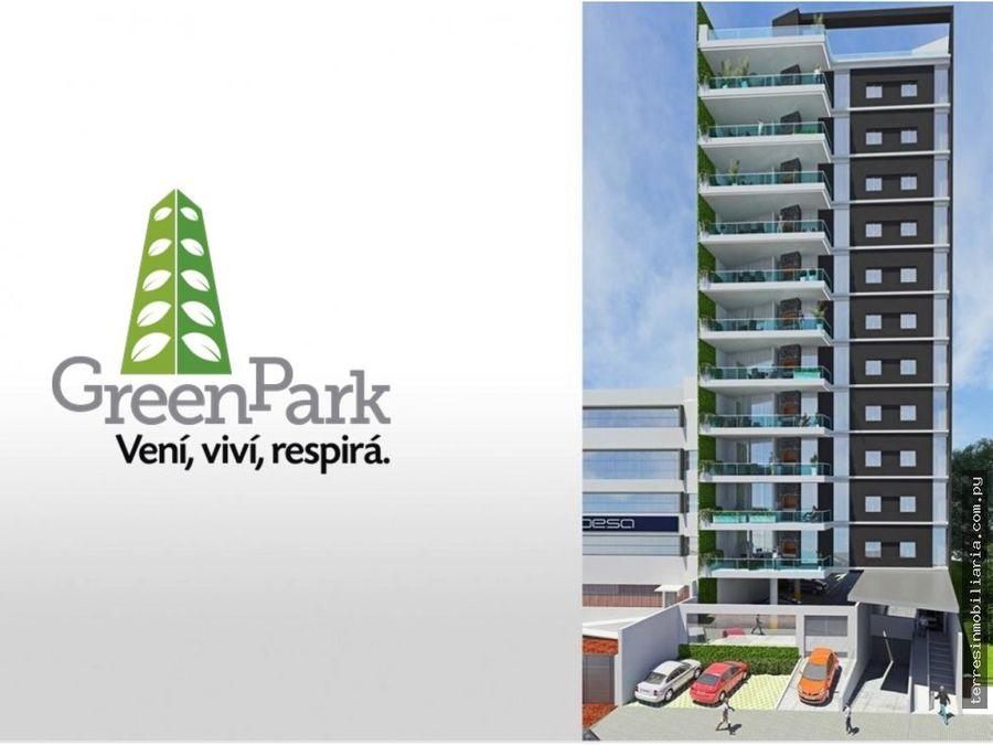 dptos en venta edificio green park