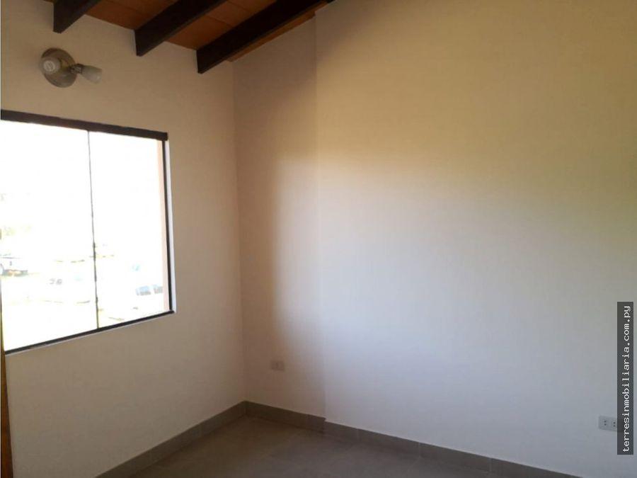 oferta alquilo duplex a estrenar en san lorenzo