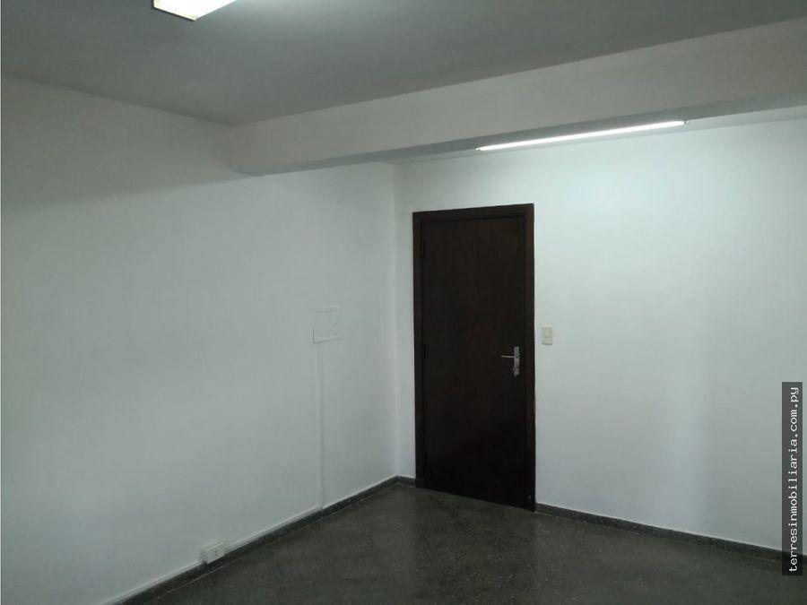 se alquila oficina en el edificio lider lv