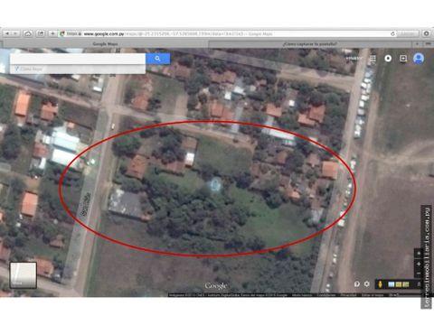 terreno 8000 m2 con vivienda en mariano r alonso