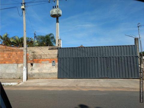 terres vende deposito con oficinas en capiata