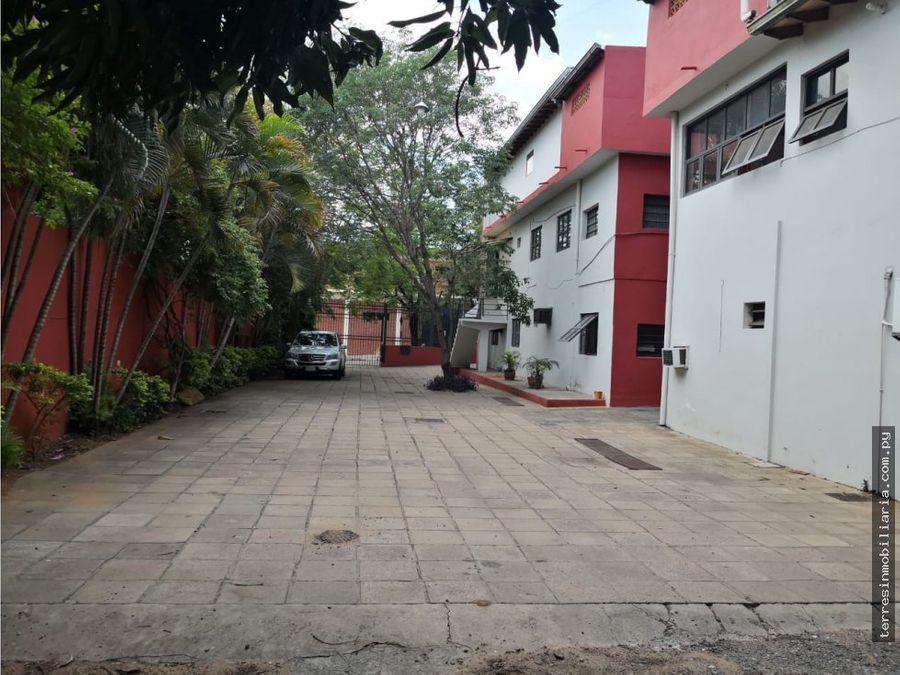 terres alquila edificio para oficinas corporativas