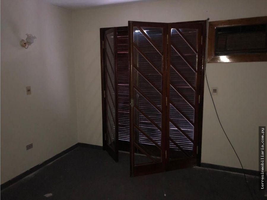 se alquila duplex de 3 dormitorios en mburucuya 3500000 gs