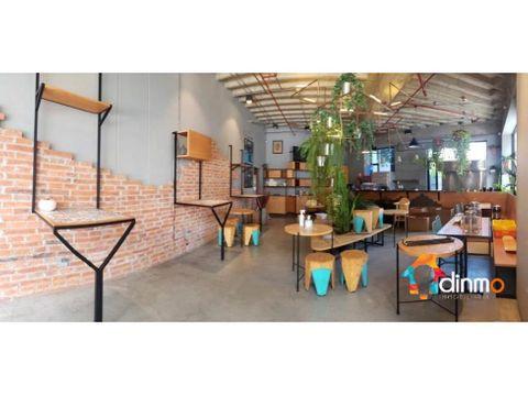 arriendo local ideal para restaurante cafeteria