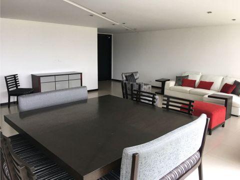 departamento con vista panoramica en venta fez cumbaya