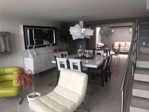 casa en venta 220 m2 de venta cumbaya tanda piscina